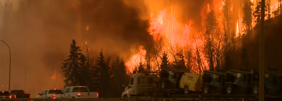 Fort McMurray Wild Fire Donations
